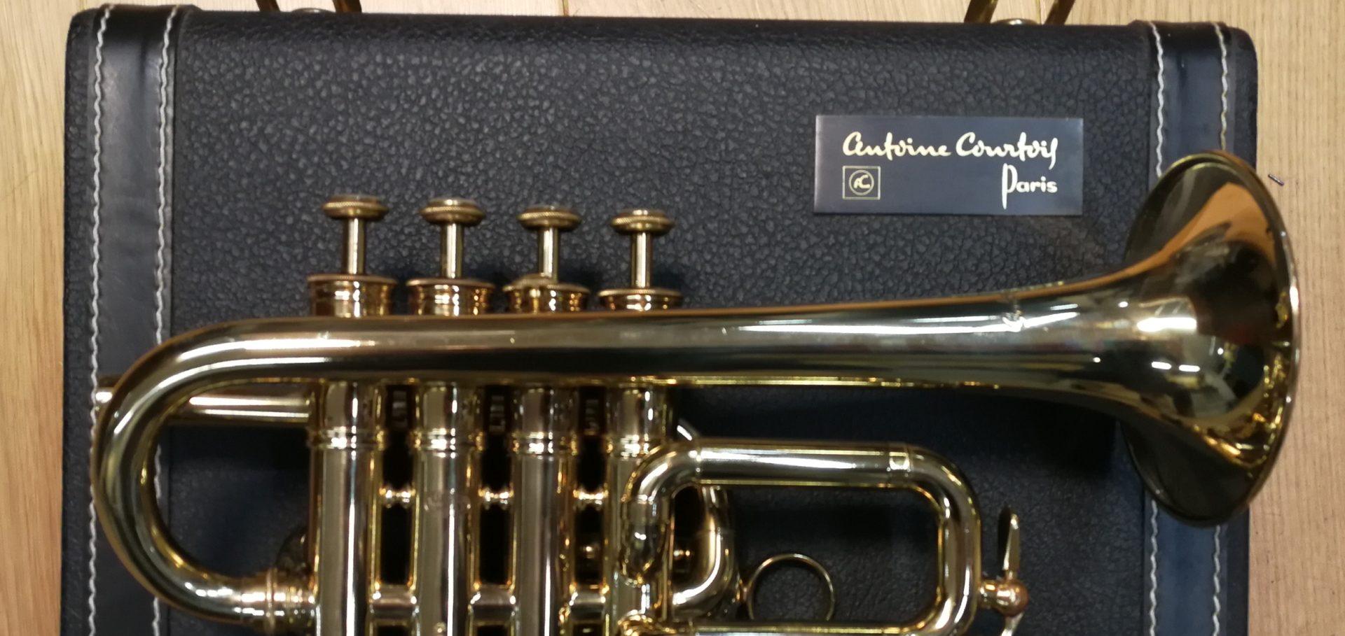 Piccolo Antoine Courtois Trompete