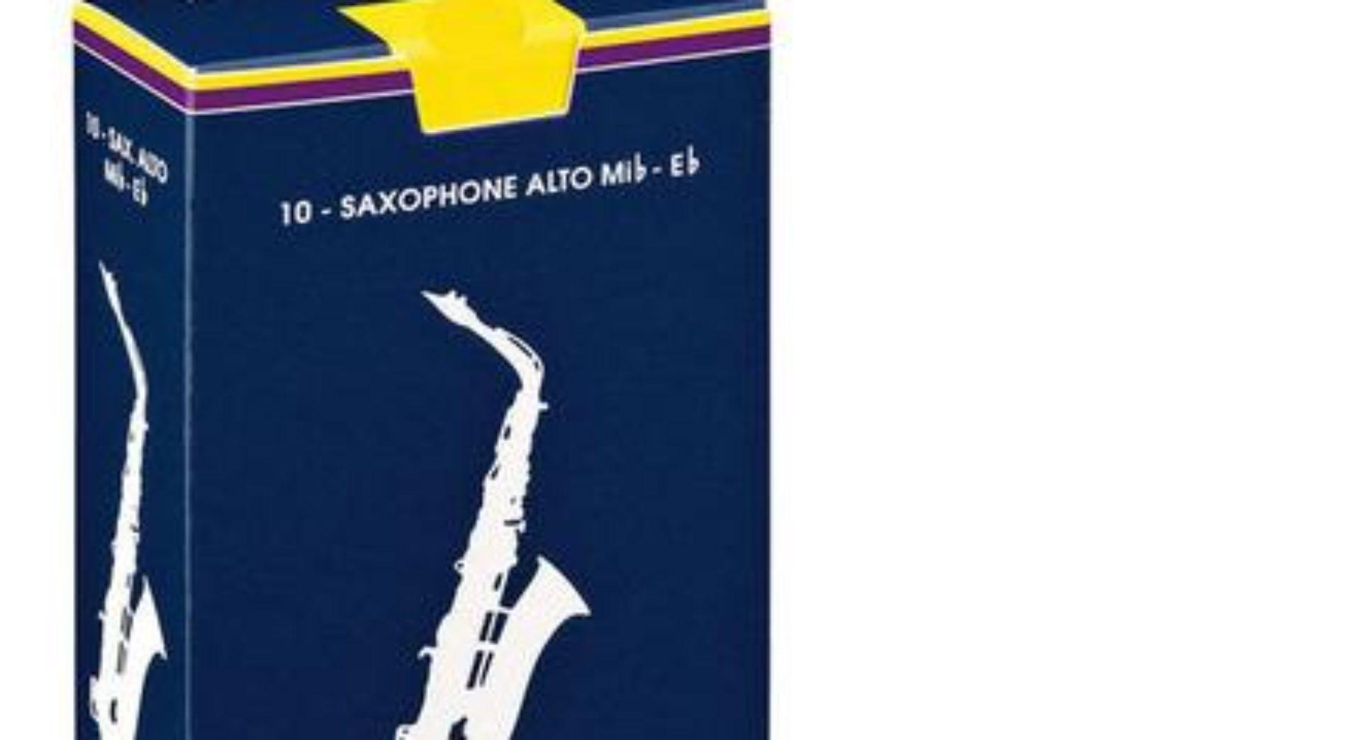 Vandoren Alt Sax Blue Classic