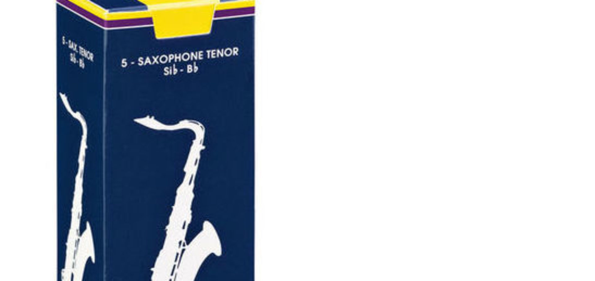 Vandoren Tenor Saxophon Classic Blue